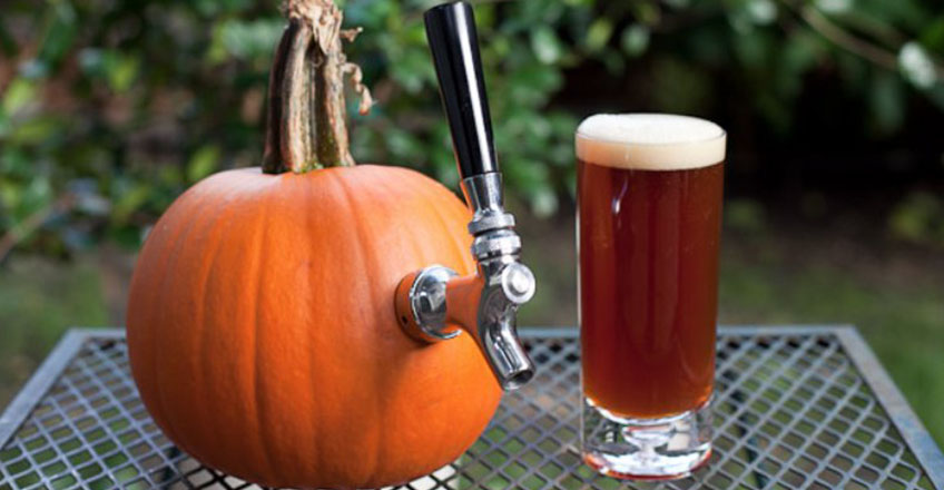 The perfect Pumpkin Ale